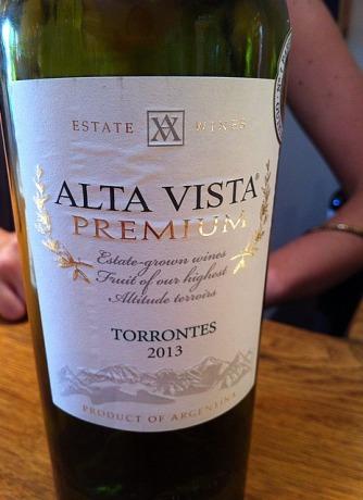 Alta Vista Torrontes