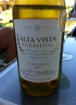 Alta Vista Chardonnay